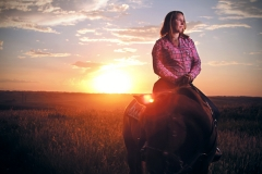 Calgary Equestrian and Maternity Photographer - Cameron May Photography-3