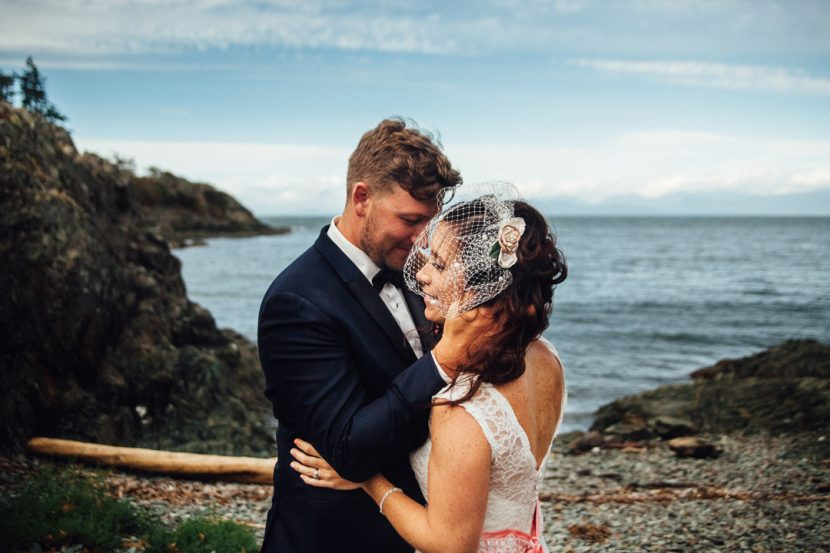 Vancouver Island Wedding Photography