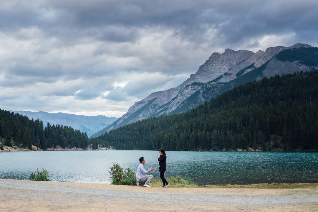 Banff Desitnation Photographer